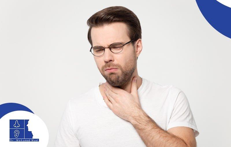 علاج التهاب الحنجرة